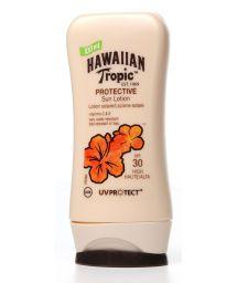 HAWAIIAN TROPIC SENSITIVE SUN LOTION - 100ml FPS30